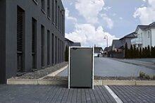 Hide Mülltonnenbox, für 1 x 240 l, grau