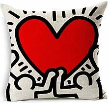 hidoon® Modern Keith Haring Creative Abstract