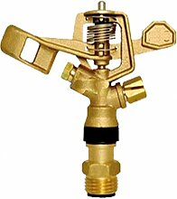 hidrorain rc8034–Kunststoff-Erdspieß Sprinkler, Bewässerung, 20x 2.5x 7.5cm, orange