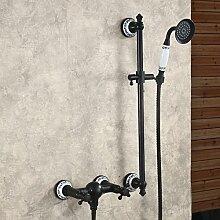 Hiendure ®Wandhalterung Wanne Dusche Wasserhahn,