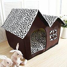 Hifeel Zusammenklappbar Pet House Bett, Tragbar