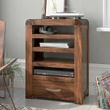 HiFi-Rack Aminah  Ebern Designs