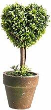 Hifuture Künstliche Pflanzen im Bonsai-Topf,