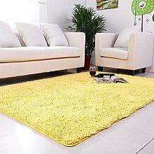 High-Density und Super saugfähigen Teppich/Couchtisch Wohnzimmer Schlafzimmer Teppich/ schönes Bett Teppich-I 160x230cm(63x91inch)
