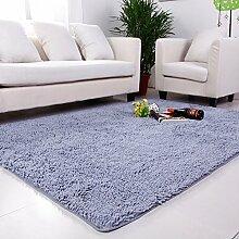 High-Density und Super saugfähigen Teppich/Couchtisch Wohnzimmer Schlafzimmer Teppich/ schönes Bett Teppich-E 160x230cm(63x91inch)