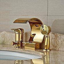 High-End-einzigen Griff Badezimmer Badewanne