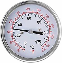 High Precision Edelstahl Backofenthermometer