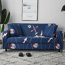 High Stretch Sofabezüge 1/2/3/4 Sitzer Sofa