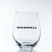 Highball Railroad Inspired, 482 ml, lustig,