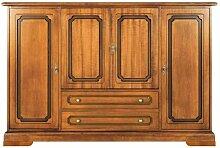 Highboard Anrichte 4 Türen 2 Schubladen, Möbel