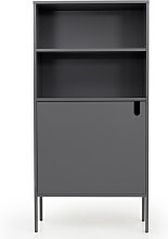 Highboard - Colour Medium - Grau