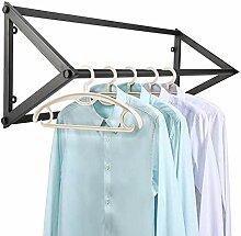 HighFree Wandmontierter Kleiderständer, modern,