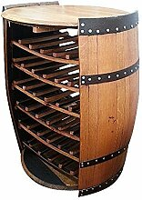 Highland Handgefertigt Solide Eiche Holz Whisky