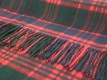 Highland Tweeds Decke/Überwurf mit Tartanmuster
