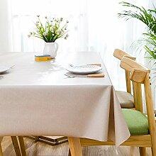 Highlyking Wachstischdecke Wachstuch Tischdecke