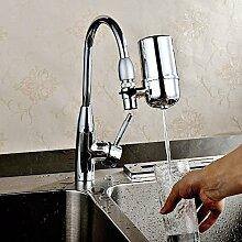 Hihoddy Wasserhahn Wasserfilter