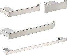 HILFA 4-teiliges Badezimmer-Zubehör-Set,