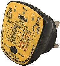 Hilka Tools 34050701Stecknuss Tester, gelb