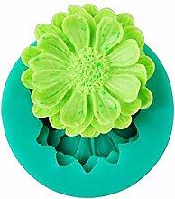 Hillhead 3D Mini Blume Silikon Fondant Kuchen