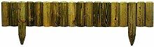 Hillhout 8711375132037Rand Fester Vertikal, Holz