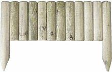 Hillhout 8711518132078Mini Rand, Holz Natur,