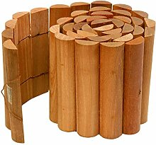 Hillhout 8711615140792Rand Rolle, Holz Natur,