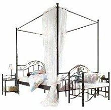 Himmelbett 90x200 metall  HEINZ HOFMANN Betten günstig online kaufen   LIONSHOME
