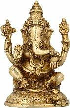 Hindu Gott Ganesha Figur Statue Indische