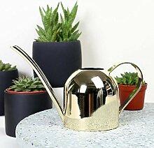 900ml Golden Bonsai Pflanzen Gießkanne Zimmerpflanze Gießkanne für