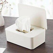 hinffinity Tragbare Feuchttücherbox mit Deckel