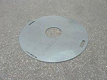 Hinken Feuerplatte Grillplatte Plancha 100cm