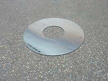 Hinken Feuerplatte Grillplatte Plancha 47cm