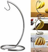 HINMAY Bananenständer, Bananenbaum-Aufhänger,