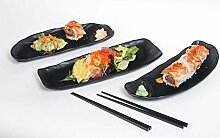Hinomaru Collection 5-teiliges Sushi-Set aus