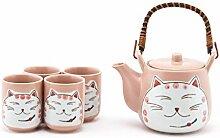 Hinomaru Collection Japanische Neko Katze