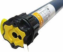 HiPro LT50 hochwertiger mechanischer Rohrmotor von Somfy® für Rolladen- und Sonnenschutzanlagen: Rolladenmotor HiPro LT50 inklusive 3 Hochschiebesicherungen, Motorlager, Anschlusskabel und SW 60 Adapter / Mitnehmer. (Atlas 15/17)