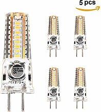 Hireomi GY6.35 LED 4 Watt 36x3014 SMD warmweiß