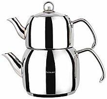 Hisar HTP002 Mercury Türkische Teekanne,