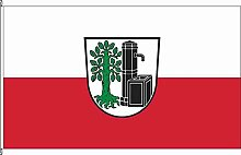 Hissflagge Buchbrunn - 150 x 250cm - Flagge und
