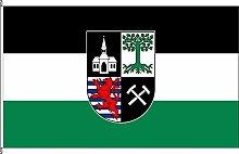 Hissflagge Gelsenkirchen - 150 x 250cm - Flagge