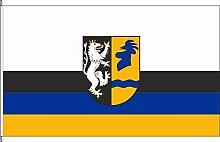 Hissflagge Hahnenbach - 120 x 200cm - Flagge und