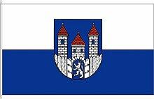Hissflagge Holzminden - 150 x 250cm - Flagge und Fahne