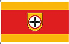Hissflagge Impflingen - 150 x 250cm - Flagge und