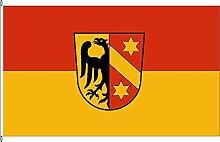 Hissflagge Kaufbeuren - 120 x 200cm - Flagge und