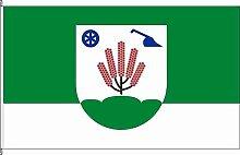 Hissflagge Kremperheide - 150 x 250cm - Flagge und Fahne