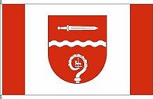 Hissflagge Langwedel - 120 x 200cm - Flagge und Fahne