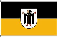 Hissflagge München - 120 x 200cm - Flagge und