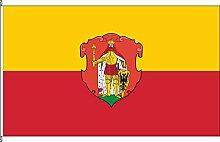 Hissflagge Mylau - 150 x 250cm - Flagge und Fahne