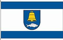 Hissflagge Neupotz - 150 x 250cm - Flagge und Fahne