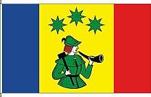 Hissflagge Panten - 150 x 250cm - Flagge und Fahne